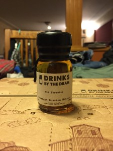 2015-12-10 Old Forester